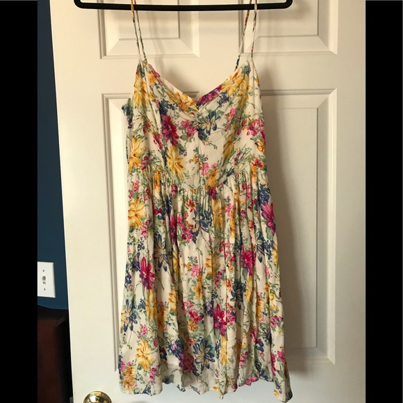 Lucca Couture Dresses & Skirts - Urban O/Luca couture. floral babydoll dress. Large